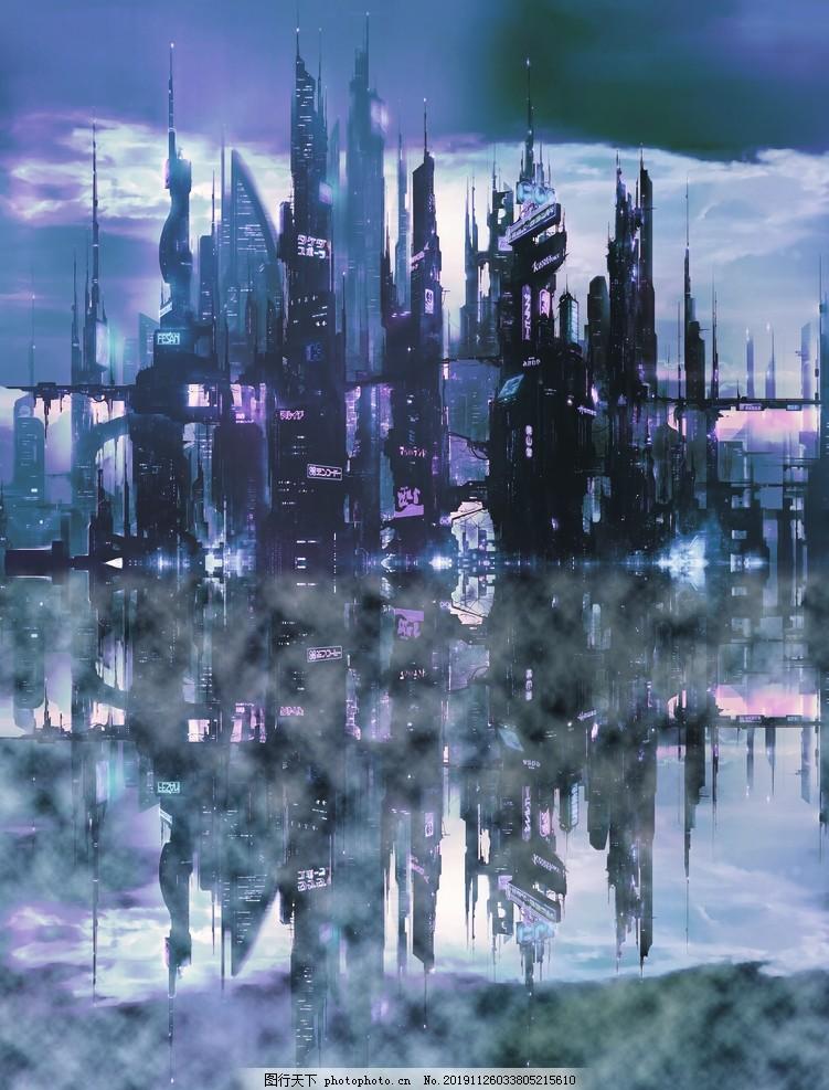 赛博朋克风格男装,未来,科技,超现实,机械,乌托邦,梦想城